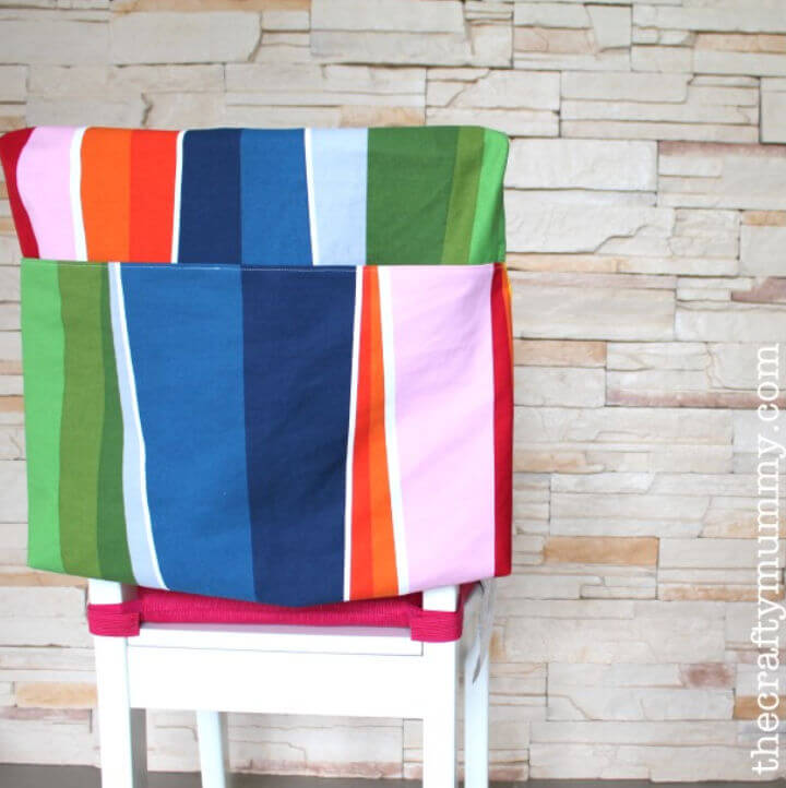 How to Sew a Chair Bag