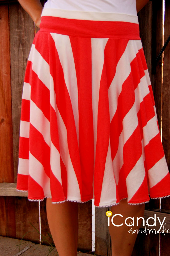 Ice Cream Social Skirt Free Pattern