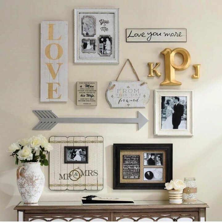 Incredible Wall Gallery for Perfect Wall Decor