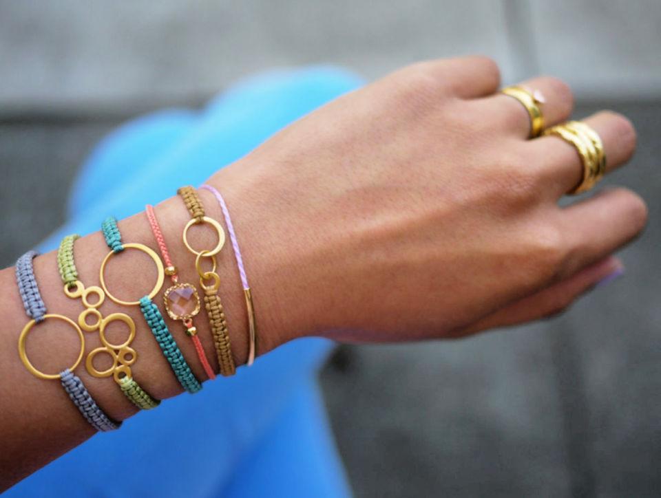 Macrame Bracelet Gift Pattern