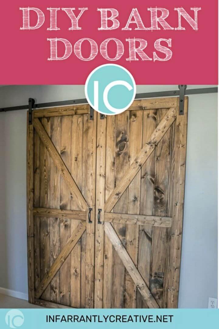 Make Double Barn Door