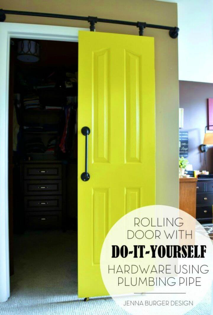 Make Rolling Door Hardware