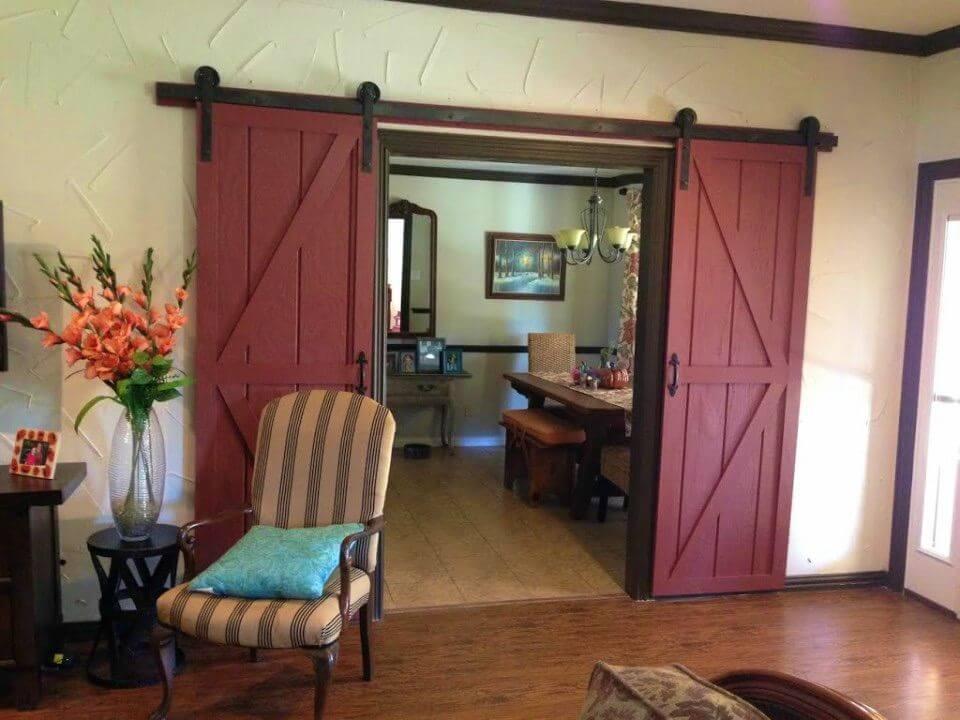 Make Your Own Sliding Barn Door