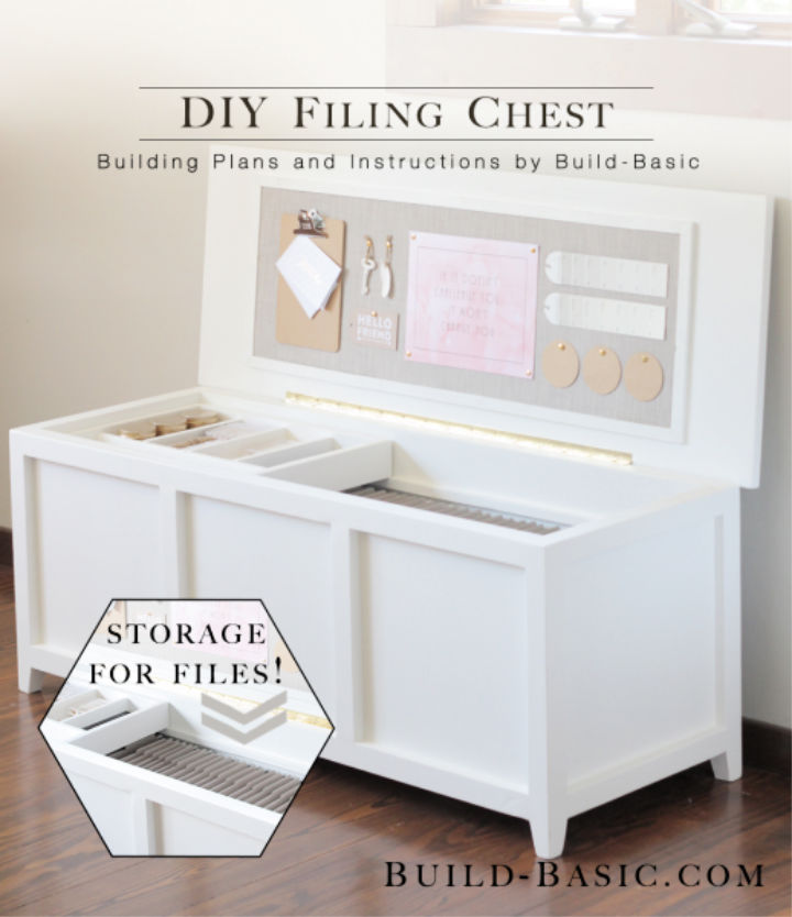Profitable Filing Chest to Build and Sell