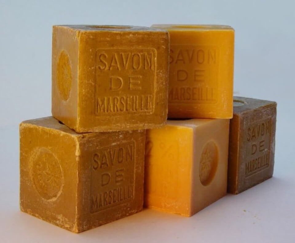 Soap at Home with Lye