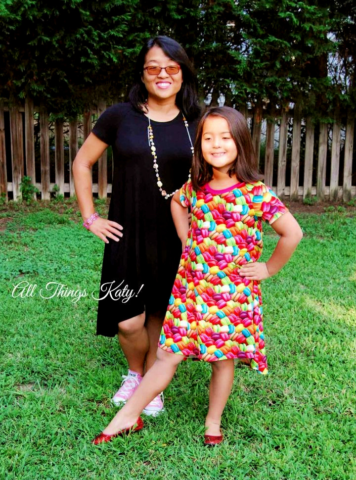 The Mama Nina and Nina Swing Dress