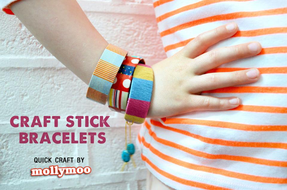 Trendy Simple Stick Bracelet