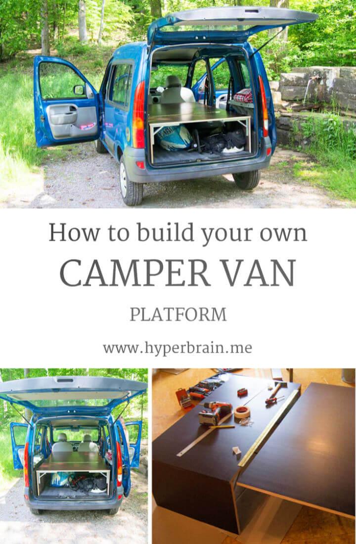 Turn Your Car Into a Mini Camper